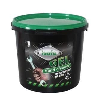 ISOFA UMÝVACÍ GÉL GREEN NA RUKY 5 kg