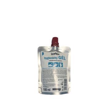 Hygienicky gél ISOLDA s dezinfekčnou prísadou,100ml