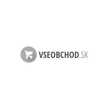 MOP SET plochý s vedrom pre bezdotykové žmýkanie, MODRÝ