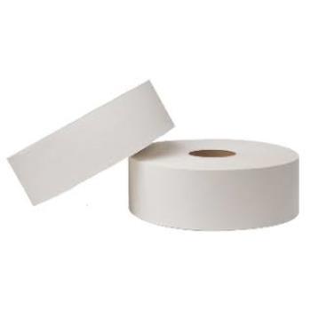 Toaletný papier JUMBO, O28cm, 2vrs. 65% bielosť, 6ks/bal