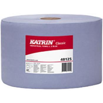 KATRIN priemyselný kotúč L3 modrý 3vrst, 48125