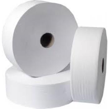 Toaletný papier JUMBO, O26cm, 2vrs. 100%cel., 6ks/bal