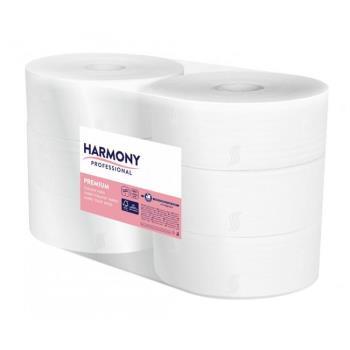 Toaletný papier JUMBO, O28cm, 2vrst. 100% celuloza 6ks/bal.