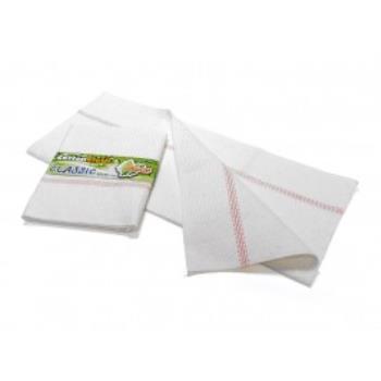 Handra na podlahu  CLASSIC netkaná bavlna, 50x60 cm / balená