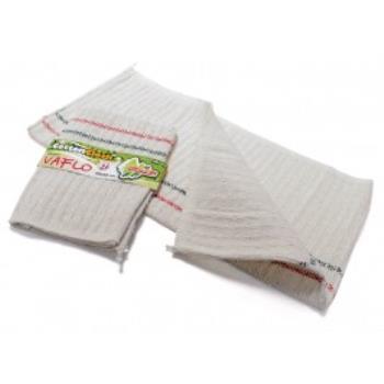 Handra na podlahu VAFLO balená, tkaná bavlna, 50x60 cm, 450 g/m2