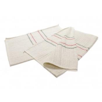 Handra na podlahu VAFLO nebalená, tkaná bavlna, 50x60 cm, 450 g/m2