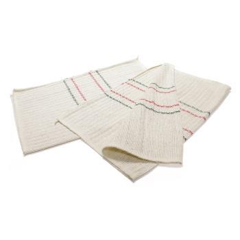 Handra na podlahu VAFLO nebalená, tkaná bavlna, 60x70 cm, 450 g/m2