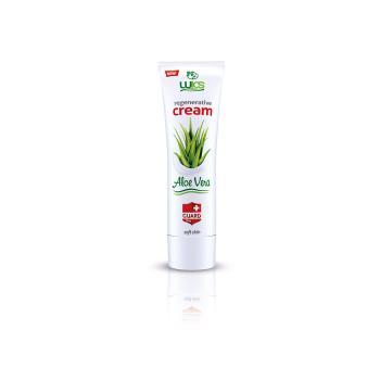 LUKS - Aloe Vera 100 ml - Regeneračný krém na ruky