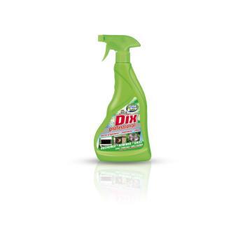 DIX PROFESSIONAL tekutý čistiaci prostriedok GRIL, KRBY, 500 ml