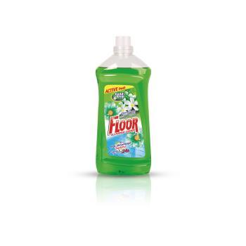 FLOOR univerzálny prípravok na umývanie podláh, obkladov a dlažieb, SPRING, 1,5 L