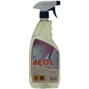 AGOL, dezinfekcia plôch a predmetov, 750ml PET flaša s rozprašovačom