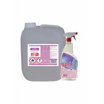 AGOL, dezinfekcia plôch a predmetov, 5L/ks