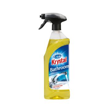 KRYSTAL - čistič na kúpeľne, 750 ml PET flaša s rozprašovačom