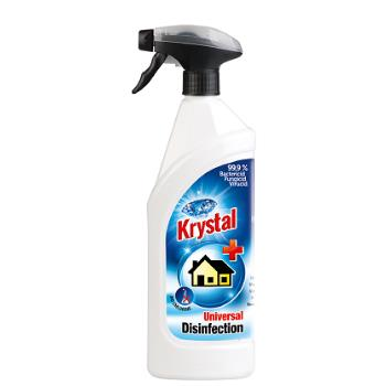 KRYSTAL - univerzálna dezinfekcia s rozprašovačom 750 ml
