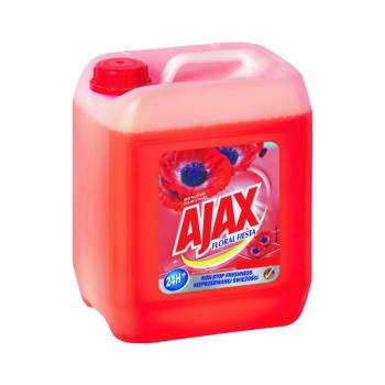 AJAX floral Fiesta 5l-červený
