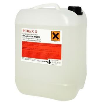 Purex O 10 kg PE - oplachovací prostriedok do úmyvačiek