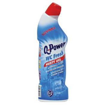 Q Power WC čistič 750ml FRESH