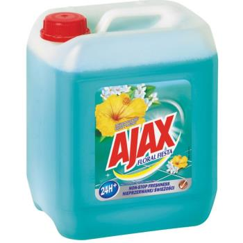 Ajax floral Fiesta 5L - modrý