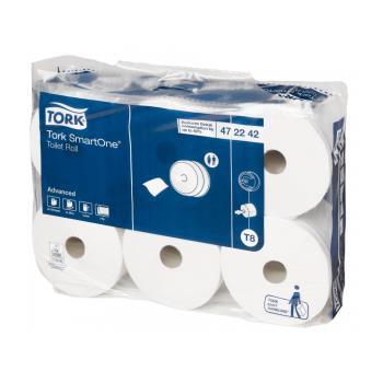 LOTUS Smart ONE toaletný papier, 2vrst. 207m, 1150 útržkov, 6ks/bal