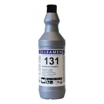CLEAMEN 131 na koberce extraktor - nízkopenivý, 1L