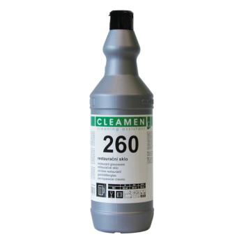 CLEAMEN 260 - reštauračné sklo 1L