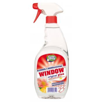 WINDOW -  čistič na okná ANTIPARA 750ml