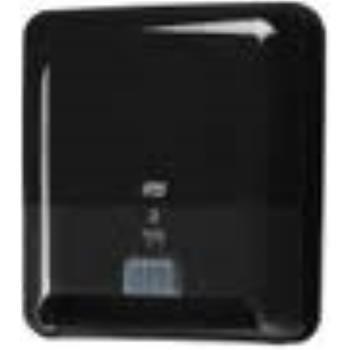 Tork zásobník na papierové utierky v kotúči - senzorový, čierny