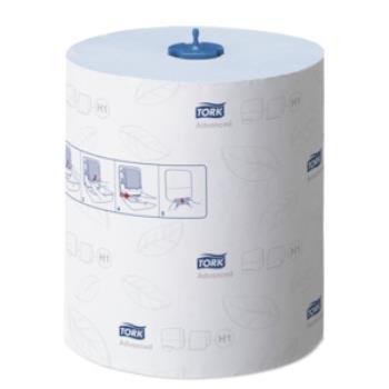 Tork Advanced papierové utierky v kotúči modré H1 Matic system