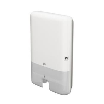 Tork zásobník na utierky Interfold – biely H2 system