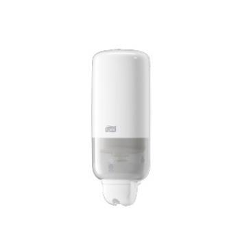 Tork dávkovač na tekuté mydlo 1 l biely plast