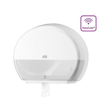 Tork zásobník na toaletný papier – Mini Jumbo biely plast